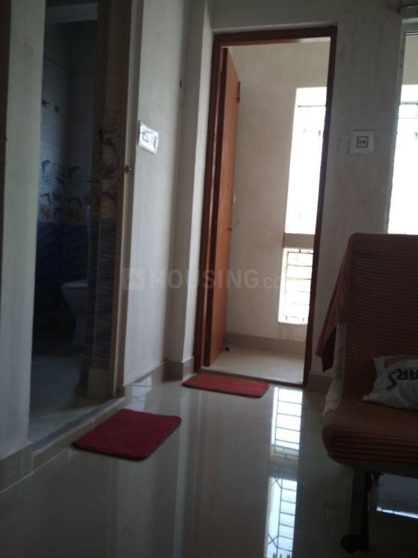 Living Room Image of 550 Sq.ft 1 BHK Apartment for rent in Panchpota for 8250