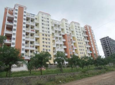 Gallery Cover Image of 950 Sq.ft 2 BHK Apartment for rent in Ganesh Nakshatram, Dhayari for 10700