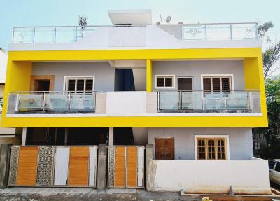 Gallery Cover Image of 2300 Sq.ft 3 BHK Independent House for buy in Ramamurthy Nagar for 13200000