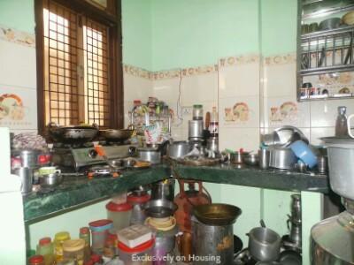 पांडव नगर  में 3500000  खरीदें  के लिए 3500000 Sq.ft 2 BHK इंडिपेंडेंट फ्लोर  के किचन  की तस्वीर