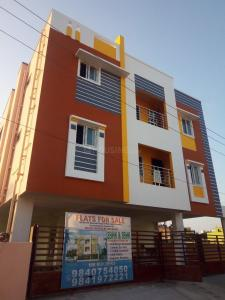 Gallery Cover Image of 1002 Sq.ft 2 BHK Apartment for buy in Pallikaranai for 5200000