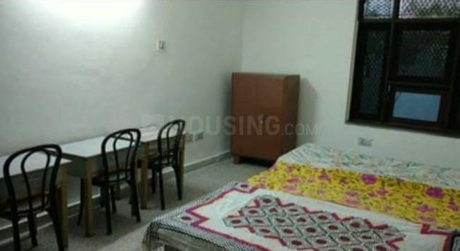 Bedroom Image of Parveens Den PG in Shastri Nagar