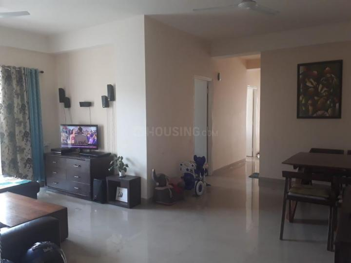 Hall Image of 1230 Sq.ft 2 BHK Apartment for rent in Rameswara Waterview, Chotto Chandpur for 15000