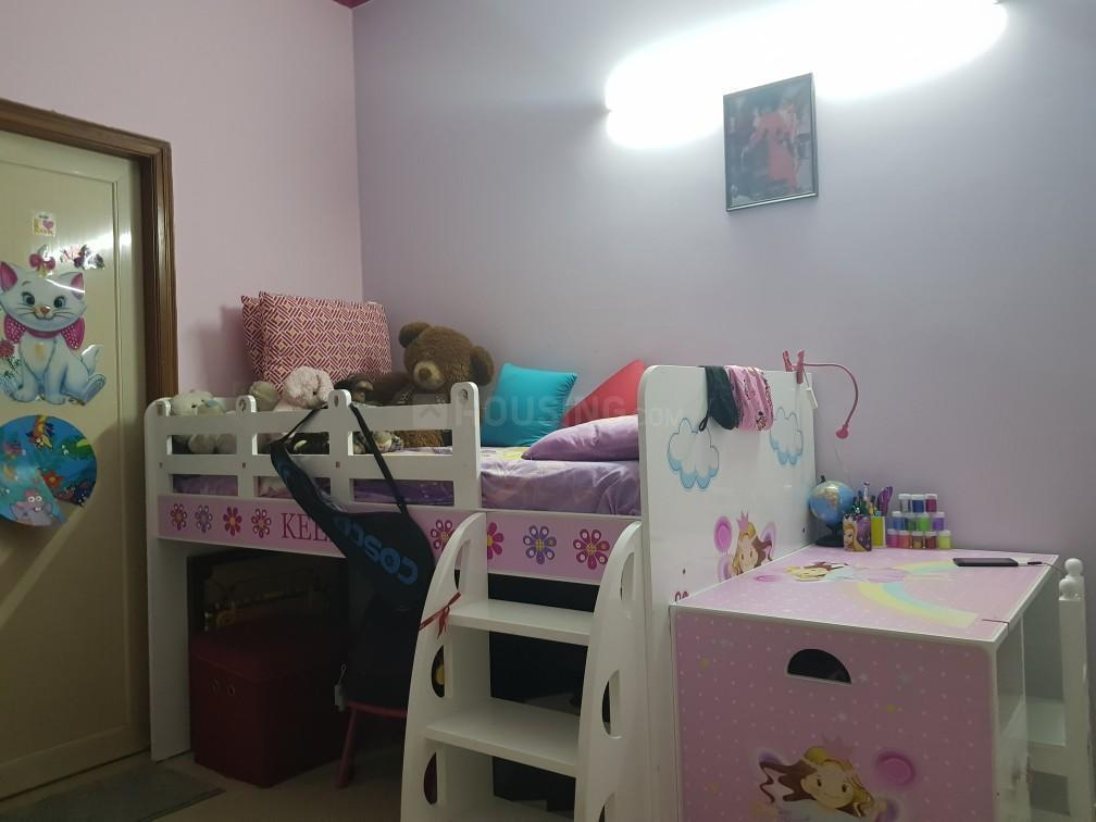 Bedroom Image of 1800 Sq.ft 3 BHK Independent Floor for rent in Sector 48 for 30000