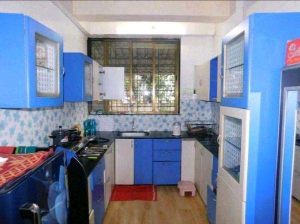 Kitchen Image of Gazal Bunglow in Kopar Khairane