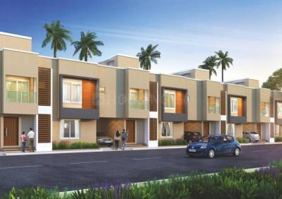 Gallery Cover Image of 956 Sq.ft 3 BHK Villa for buy in Alliance Humming Garden EWS, Ramalingapuram for 8800000