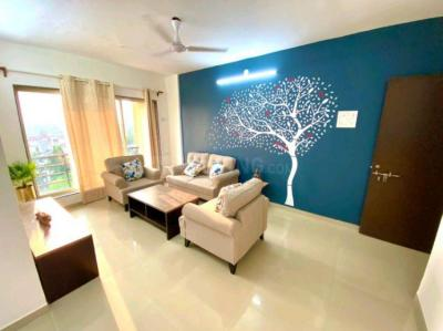 Gallery Cover Image of 902 Sq.ft 1 BHK Apartment for buy in Baba Time Balaji Platinum, Virar West for 4500000