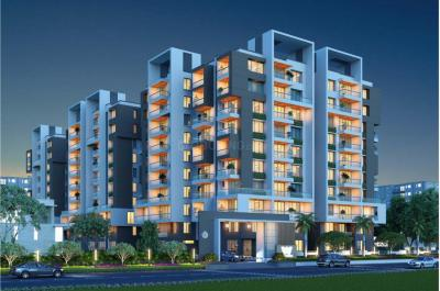 Gallery Cover Image of 2470 Sq.ft 3 BHK Apartment for buy in Vamsiram West Wood, Toli Chowki for 23700000