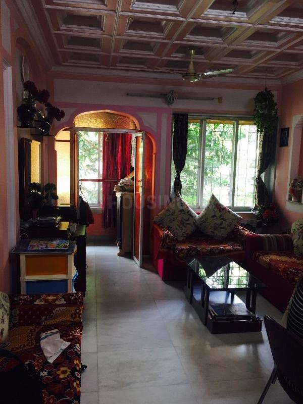 Living Room Image of 1000 Sq.ft 2 BHK Apartment for rent in Andheri West for 50000