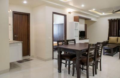Dining Room Image of Bm Rosewood B-210, B-block in Whitefield
