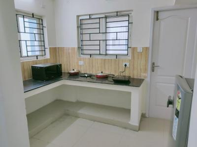 Kitchen Image of Lalitham Apartment Anand Estate in Perungudi