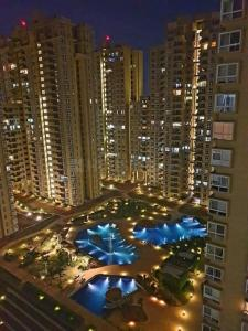 Gallery Cover Image of 3200 Sq.ft 4 BHK Apartment for rent in Bhartiya Nikoo Homes 2, Thanisandra for 40000