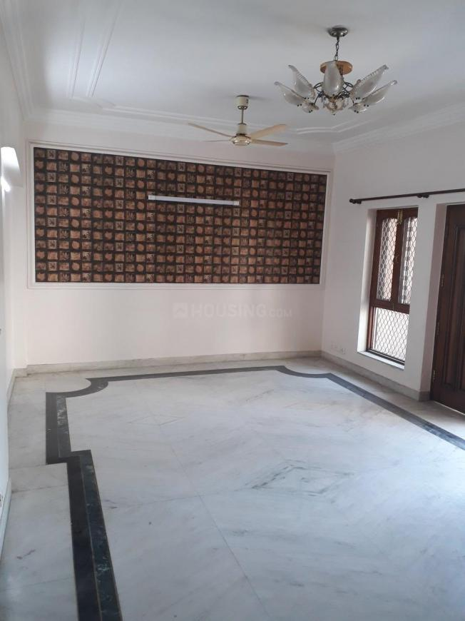 Living Room Image of 1800 Sq.ft 3 BHK Independent Floor for rent in Greater Kailash for 55000