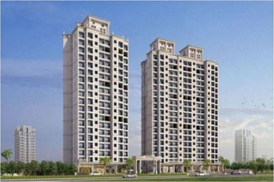 Gallery Cover Image of 670 Sq.ft 1 BHK Apartment for buy in Raj Akshay, Mira Road East for 5400000