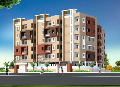 Gallery Cover Image of 1410 Sq.ft 3 BHK Apartment for buy in Kukatpally for 6900000