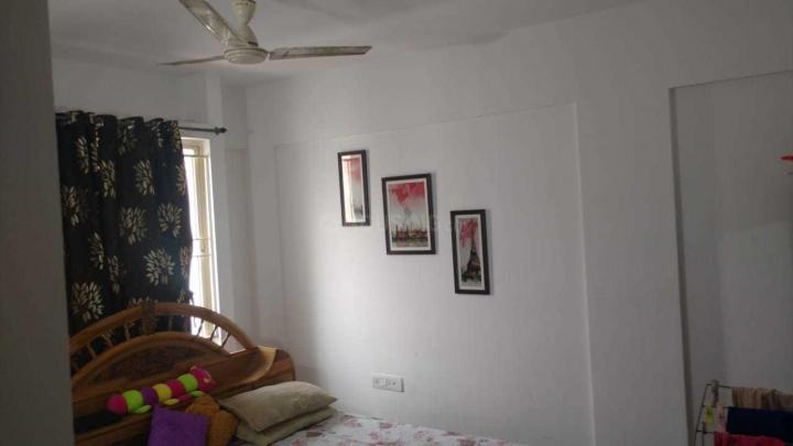 Bedroom Image of 1050 Sq.ft 2 BHK Apartment for rent in Wakad for 19500