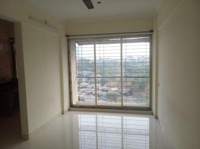 Gallery Cover Image of 545 Sq.ft 1 RK Apartment for rent in Kopar Khairane for 16000