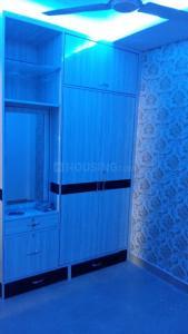 Gallery Cover Image of 550 Sq.ft 1 BHK Independent Floor for rent in Singh Govindpuri - 1, Govindpuri for 12500