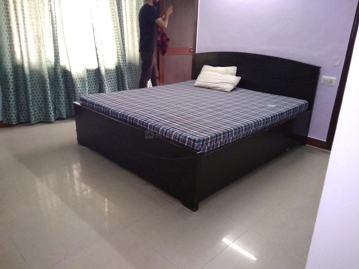 Bedroom Image of 520 Sq.ft 1 BHK Independent Floor for rent in Sector 17 for 22000