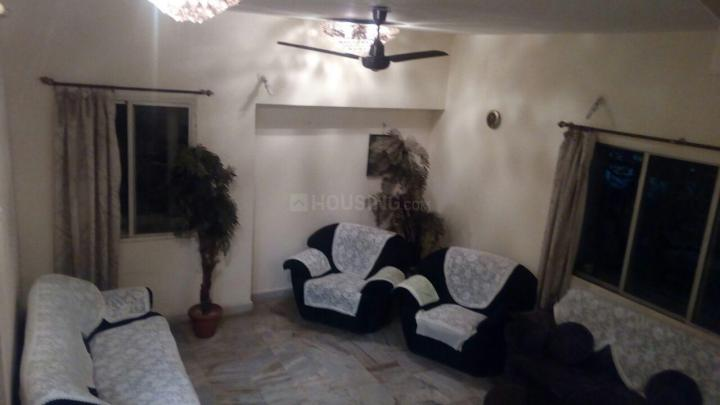 Living Room Image of Furnished PG Accomodation In A Beautiful Bunglow (only For Ladies) in Viman Nagar