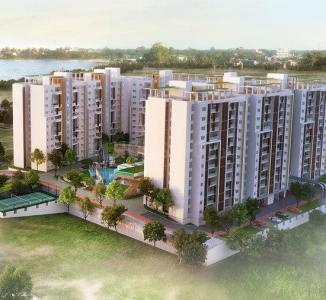 Gallery Cover Image of 1350 Sq.ft 3 BHK Apartment for buy in Shriram Greenfield O2 Homes, Bendiganahalli for 7200000