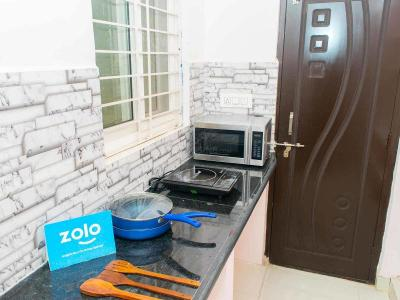 Kitchen Image of Zolo Magnum in Palam Vihar Extension