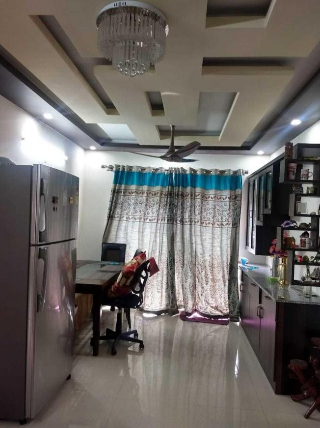 Kitchen Image of 1306 Sq.ft 3 BHK Apartment for rent in Kadugodi for 29000