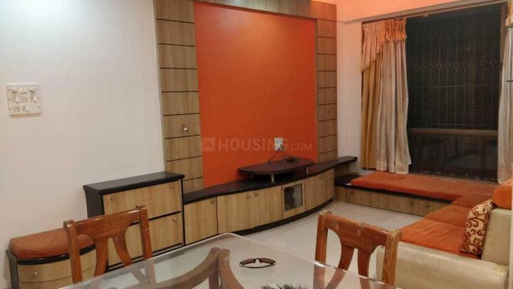 Living Room Image of 900 Sq.ft 2 BHK Apartment for rent in Thane West for 31000