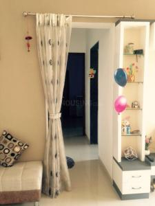 Gallery Cover Image of 630 Sq.ft 1 BHK Independent Floor for buy in Thane West for 7700000