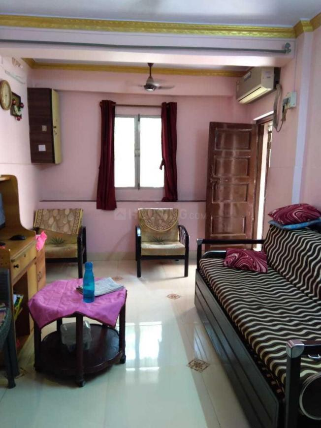 Living Room Image of 485 Sq.ft 1 BHK Apartment for buy in Kalwa for 5600000