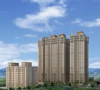 Gallery Cover Image of 1623 Sq.ft 3 BHK Apartment for buy in Hiranandani Fortune City, Panvel for 22000000