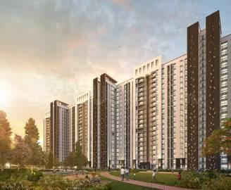 Gallery Cover Image of 1250 Sq.ft 3 BHK Apartment for buy in Lodha Upper Thane Casa Sereno, Bhiwandi for 11500000