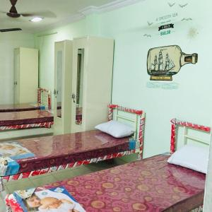 Bedroom Image of PG Accommodation In Goregaon West in Goregaon West