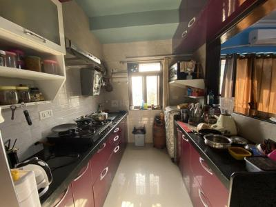 Kitchen Image of Max's Guest Room in Sakinaka