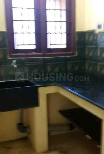 Kitchen Image of 500 Sq.ft 1 BHK Independent Floor for rent in Chitlapakkam for 6500