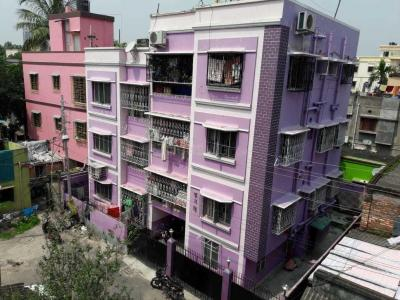 Gallery Cover Image of 670 Sq.ft 2 BHK Apartment for rent in Kasba for 9000