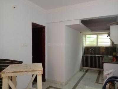 Gallery Cover Image of 250 Sq.ft 1 RK Independent Floor for rent in Ejipura for 8000