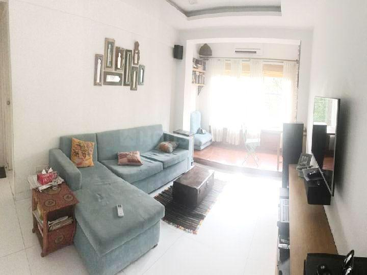 Living Room Image of 600 Sq.ft 2 BHK Apartment for rent in Andheri West for 50000