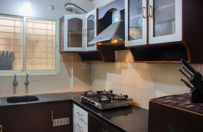 Kitchen Image of Vg-1 Hitech Citadel Apartment in Padmanabhanagar