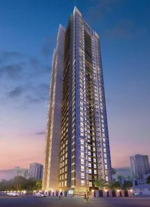 Gallery Cover Image of 1129 Sq.ft 3 BHK Apartment for buy in Rustomjee Summit, Borivali East for 25200000