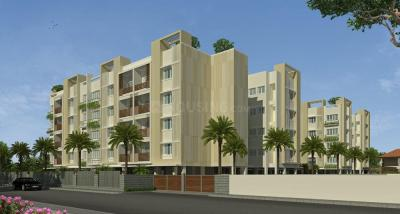 Gallery Cover Image of 1286 Sq.ft 2 BHK Apartment for buy in Bhaggyam Griha, Thoraipakkam for 7900000