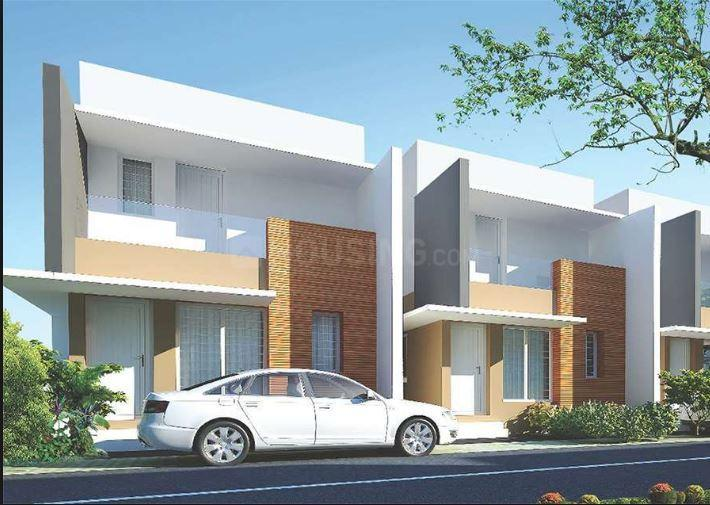 Building Image of 750 Sq.ft 3 BHK Independent House for buy in Oragadam for 5500000