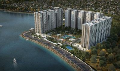 Gallery Cover Image of 2483 Sq.ft 4 BHK Apartment for buy in Marina One, Marine Drive for 19900000