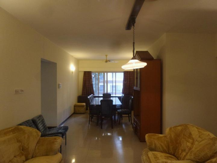Living Room Image of 2000 Sq.ft 3 BHK Apartment for rent in Sangamvadi for 45000