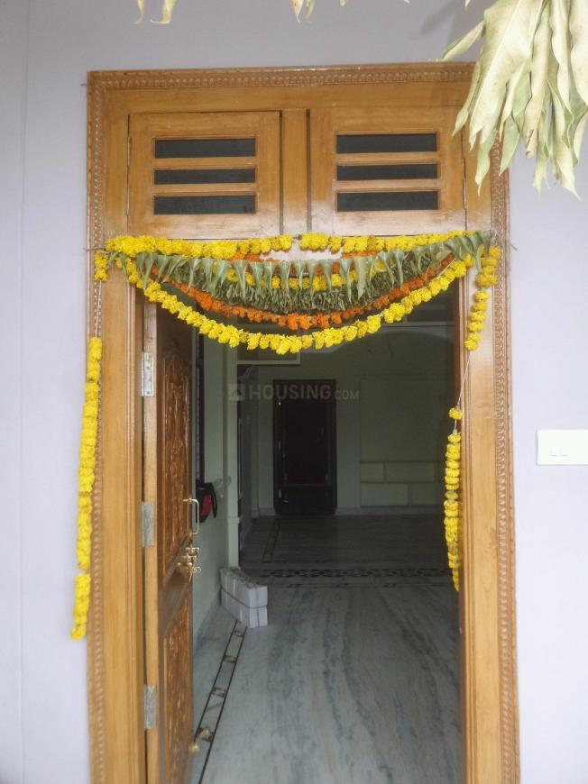 Main Entrance Image of 1150 Sq.ft 2 BHK Independent Floor for rent in Jillelguda for 10000