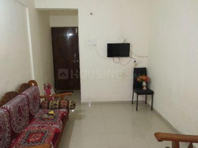 Gallery Cover Image of 650 Sq.ft 1 BHK Apartment for rent in Dhayari for 9000