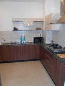Kitchen Image of 1529 Sq.ft 3 BHK Apartment for buy in Elita Garden Vista Phase 2, New Town for 8614500