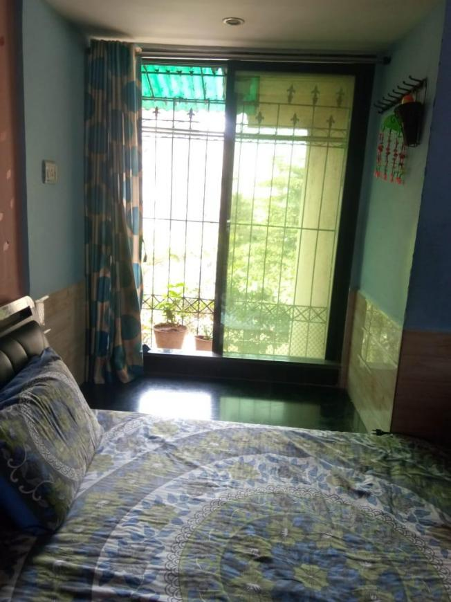 Bedroom Image of 700 Sq.ft 1 BHK Apartment for rent in New Panvel East for 11000