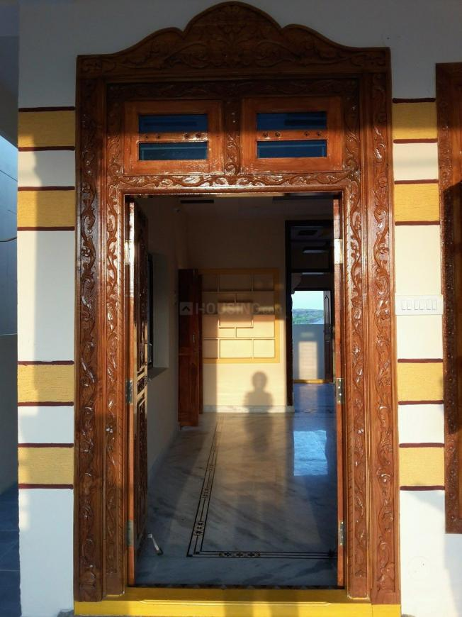 Main Entrance Image of 1800 Sq.ft 2 BHK Independent House for buy in R Krishnaiah Nagar for 7500000