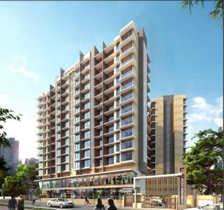 Gallery Cover Image of 930 Sq.ft 2 BHK Apartment for buy in Andheri East for 19000000